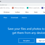 Come utilizzare Microsoft One Drive in Windows 10
