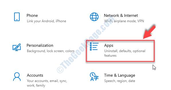 Applicazioni di configurazione