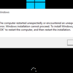 """Metodo di lavoro al 100% """"Computer riavviato in modo imprevisto"""" in Windows 10"""
