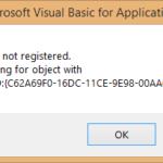 [Solved] Errore di classe non registrato in Windows 10