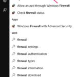 Win10: blocca l'accesso a Internet di un programma stabilendo una regola del firewall