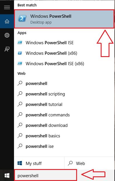 1 power shell
