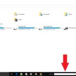 Come visualizzare e utilizzare la barra degli strumenti degli indirizzi in Windows 10