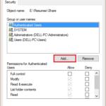 Come condividere una cartella su LAN in Windows 10