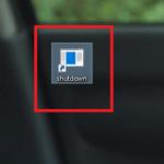Spegni il tuo PC Windows dopo aver premuto il pulsante di accensione