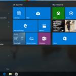 Cambia la casella di ricerca dalla barra delle applicazioni al menu di avvio in Windows 10