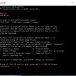 Come eliminare facilmente cartelle di grandi dimensioni utilizzando CMD in Windows