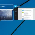 Come ripristinare la vecchia interfaccia utente Alt + Tab in Windows 10