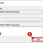 Al momento non hai l'autorizzazione per accedere a questo problema con la cartella in Windows 10