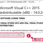 Soluzione: codice di errore 0xc000012f in Windows 10