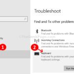 Come correggere il ritardo di input della tastiera in Windows 10