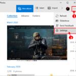 Correzione: l'app Foto si apre molto lentamente in Windows 10