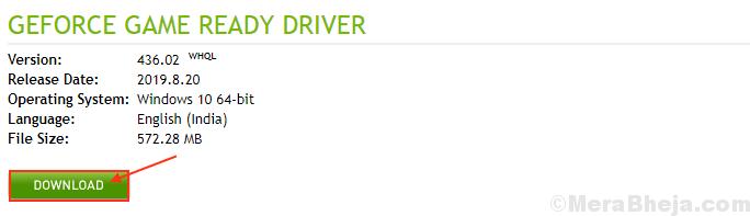 Scarica il driver