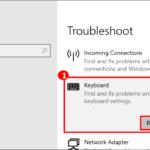Ritardo lento della tastiera in Windows 10