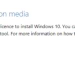 Codice di errore di aggiornamento di Windows 10 x80240439