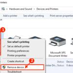 Il driver della stampante non è disponibile in Windows 10